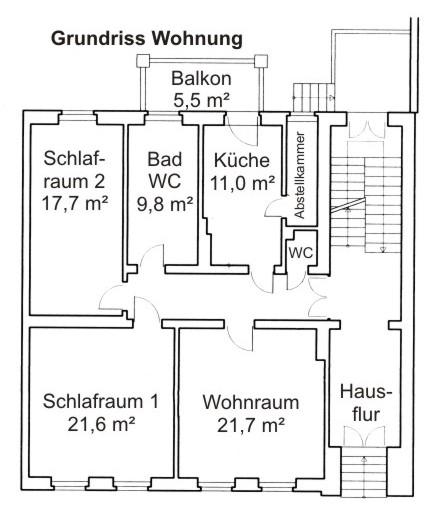 Ferienwohnung In 06844 Dessau, Karlstraße 13